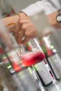 laboratory, science, scientific, research, healthcare and medicine - stock photo