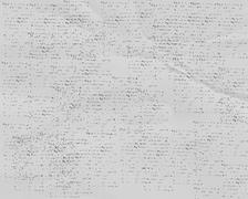 Stock Illustration of barely visible  scraps of handwriting text