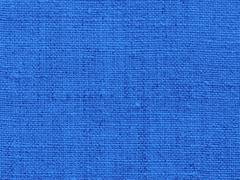fabric background in blue - stock photo