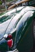Old collector car Stock Photos