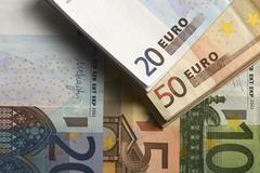 Stock Photo of cheap-money-euro-european currency