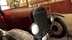 Ford Model T Stock Footage