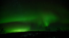 Northern Lights1 - stock footage