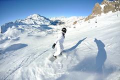 Stock Photo of joy of winter season