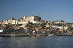 Stock Photo of The old city of Oporto, on Douro river,Portugal,Europe