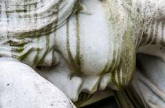 Mourning - stock photo