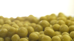 4K Green Beans Food Vegetable Stock Footage