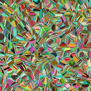 Multicolored small squares background. EPS 8 - stock illustration