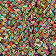 Abstract mosaic background. EPS 8 Stock Illustration