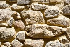 old masonry - stock photo