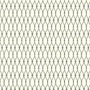 seamless pattern lines with curve, grate vector background - stock illustration