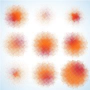 Stock Illustration of Spotted flash (vector design element). EPS 8