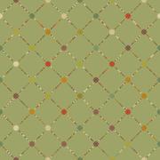 Retro dot pattern background. EPS 8 - stock illustration