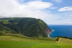 Azores - Sao Miguel - stock photo