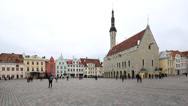 Stock Video Footage of Tallinn, Estonia