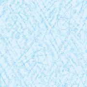 Mathematics background with formulas. EPS 10 - stock illustration