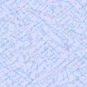 Math seamless background. EPS 10 - stock illustration