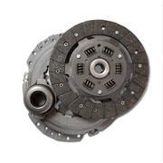 automobile engine clutch - stock photo