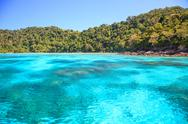 Stock Photo of beautiful andaman sea