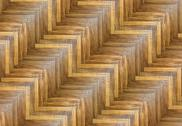 Stock Illustration of interesting striped parquet pattern mounted at an angle, texture for your flo