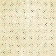 Vintage polka dot texture. And also includes EPS 8 - stock illustration