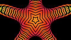 VJ Kaleidoscope - Exotica II - 05 Stock Footage