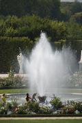 Royal residence Versailles Stock Photos