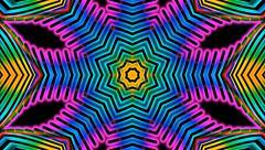 VJ Kaleidoscope - Exotica II - 04 Stock Footage