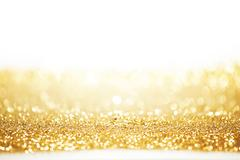 Abstract gold background Stock Photos