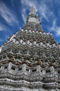 Wat Arun, Temple of the Dawn Stock Photos