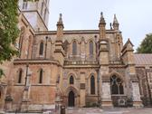 Stock Photo of Southwark Cathedral, London