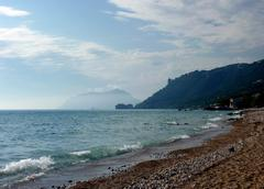 Relax  In Corfu Island Stock Photos