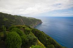 Sao Miguel (Azores) - stock photo
