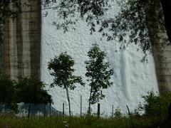 Bicaz barrage - stock photo
