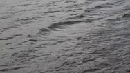 Stock Video Footage of Waves in Reservoir