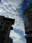 Arhitecture from Iasi - stock photo