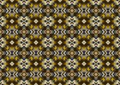 Stock Illustration of Abstract mosaic background gradient brown shades