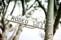 Rodeo drive kyltti Kuvituskuvat