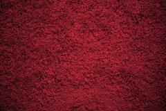 red carpet background - red carpet texture - stock photo