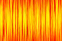 Motion flames background - hot orange Stock Illustration