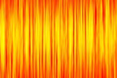 motion flames background - hot orange - stock illustration