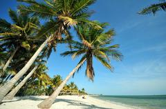 key west florida - stock photo