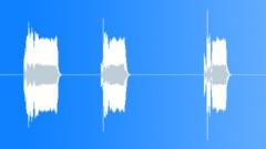 Tada - Male Aussie Voiceover - sound effect