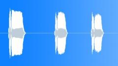 Tada - Female Voiceover - sound effect