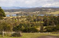 Stock Photo of countryside landscape. bingie (near morua) . nsw. australia