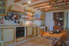 Stylish kitchen Stock Photos