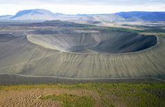 Crater Stock Photos