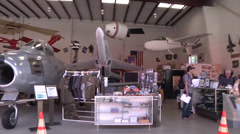 Airshow from day two of the 2014 Torrance Armed Forces Day Activities. Stock Footage