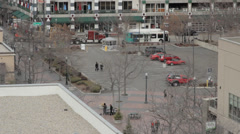 Scenic Downtown Boise, ID Stock Footage
