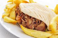 Stock Photo of doner kebab